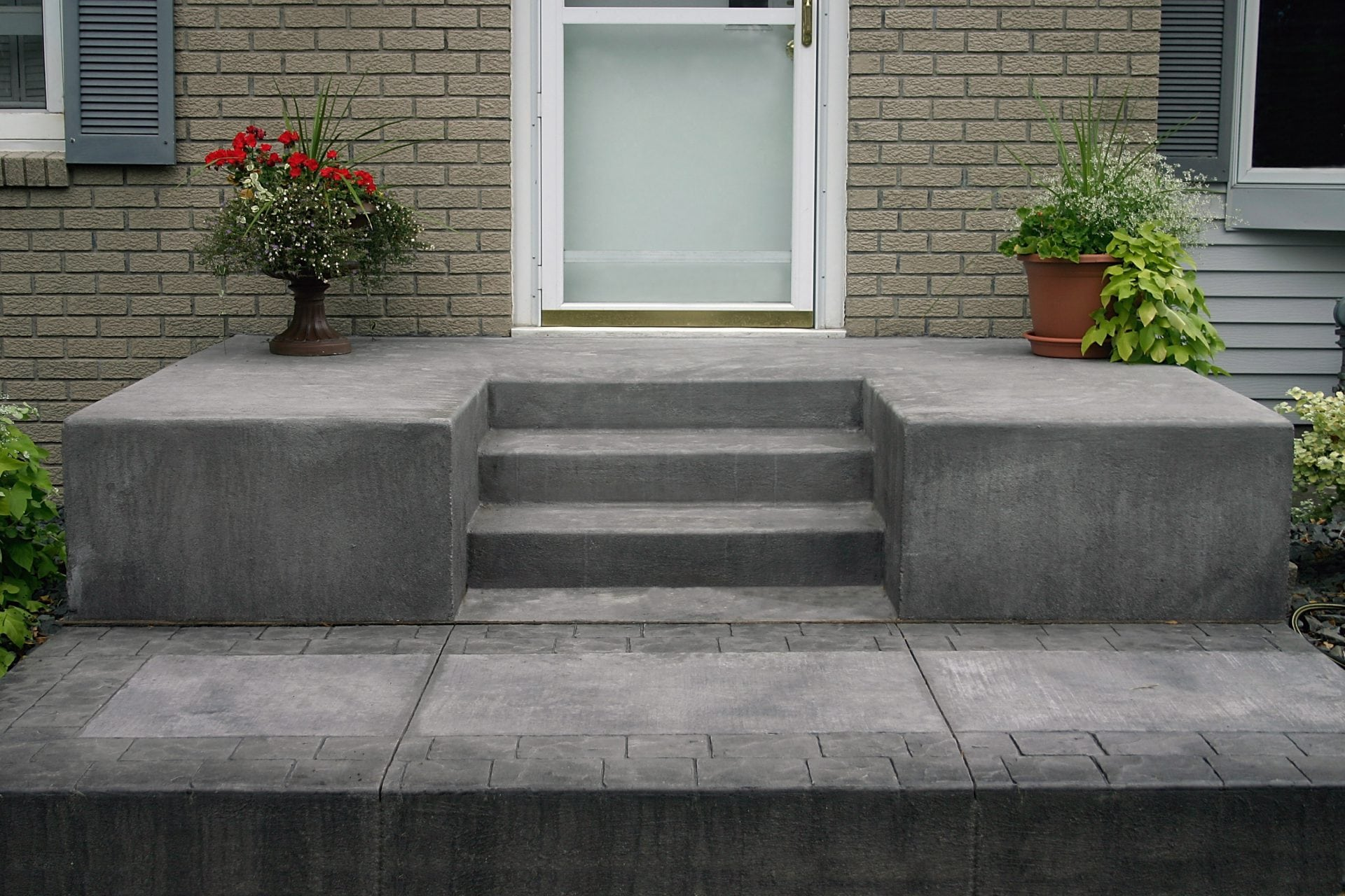 Cost Of Replace A Concrete Step