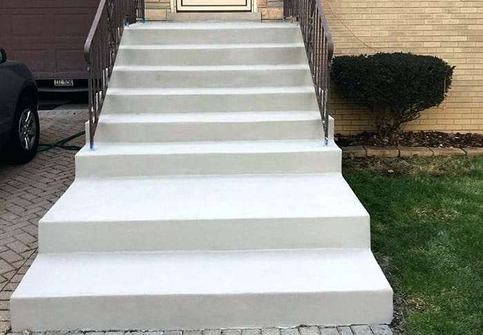 expert concrete steps repair